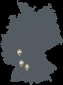 MC Minibus-Verleih Standorte Fulda Schorndorf Schwäbisch Gmünd Mannheim Heidelberg